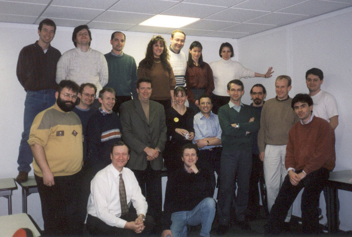 Netmansys group photo